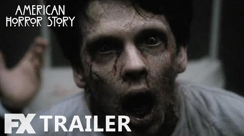 American Horror Story Asylum Season 2 Trailer Official FX