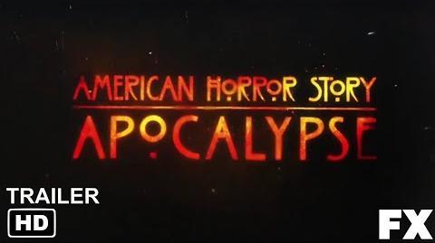AHS S8 Apocalypse Teaser 10 - You can't escape it