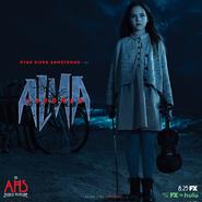 Ryan Kiera Armstrong as Alma Gardner