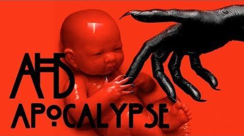 AHS Apocalypse - Révélation à la SDCC 2018