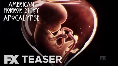 American Horror Story Apocalypse (Season 8) Teaser 1 - Hourglass FX