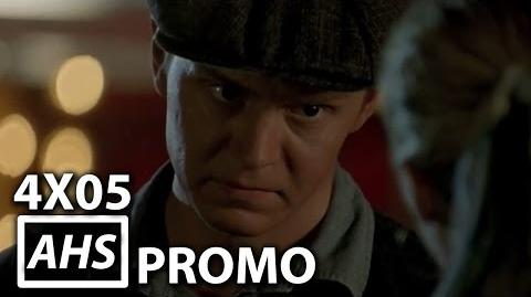 "American Horror Story Freak Show 4x05 ""Pink Cupcakes"" Promo"