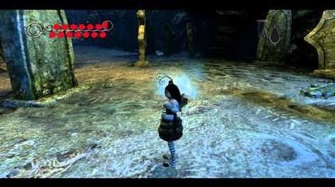 Alice Madness Returns - Tough Enemies 4 - Drowned Sailor