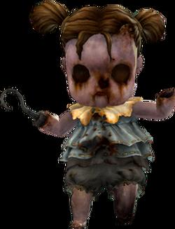 Necromancy Doll Alice Haunted Porcelain Doll