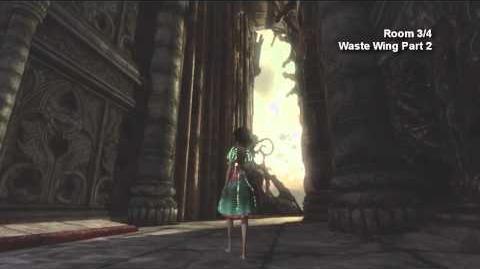 Alice Madness Returns Chapter 4 Radula Room locations Walkthrough