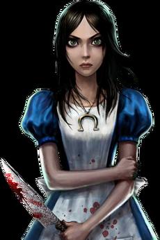 Let me go back into Alice's Wonderland again!