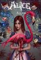 Alice Flamingo poster