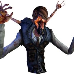 Alice: Madness Returns enemies