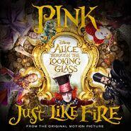 PinkJustLikeFireOfficialCover