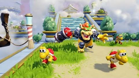 Meet the Skylanders SuperChargers Hammer Slam Bowser