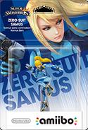 Packaging zero suit samus