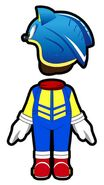 MK8 Sonic Suit