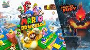 Super Mario 3D World + Bowser's Fury thumb