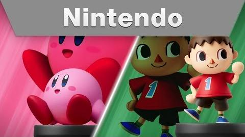 Nintendo - amiibo First Set Announcement-0