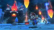 Aparición de Bowser Furioso - Super Mario 3D World + Bowser's Fury