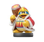 Amiibo Rey Dedede - Serie Super Smash Bros.