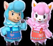 Espíritu Al y Paca - Super Smash Bros. Ultimate