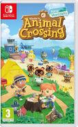 Caja de Animal Crossing New Horizons (Europa)