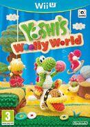Caja de Yoshi's Woolly World (Europa)