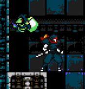 Hada y coloración basados en Plague Knight - Cyber Shadow