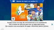 Ayuda Mardar de viaje a un amiibo NTSC (1) - Super Smash Bros. Ultimate