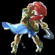 Espíritu Urbosa - Super Smash Bros. Ultimate