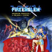 Icono de Fire Emblem Shadow Dragon & the Blade of Light