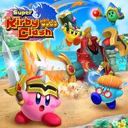 Icono de Super Kirby Clash