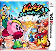 Caja de Kirby Battle Royale (América)