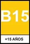 Regulación mexicana B15