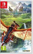 Caja de Monster Hunter Stories 2 Wings of Ruin (Europa)