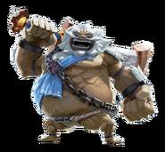 Espíritu Daruk - Super Smash Bros. Ultimate