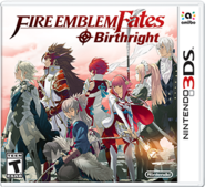 Caja de Fire Emblem Fates - Estirpe (América)