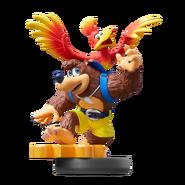 Amiibo Banjo y Kazooie - Serie Super Smash Bros.
