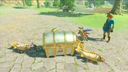 Peces de recompensa en The Legend of Zelda - Breath of the Wild