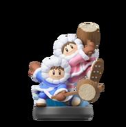 Amiibo Ice Climbers - Serie Super Smash Bros.