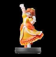Amiibo Daisy - Serie Super Smash Bros.