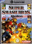 Caja de Super Smash Bros. Melee (Europa)