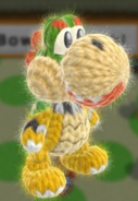 Patrón Bowser - Yoshi's Woolly World