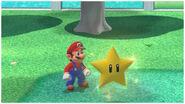 Obtención de una Superestrella con los amiibo de la franquicia Super Mario - Super Mario 3D World + Bowser's Fury