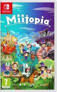 Caja de Miitopia (Nintendo Switch) (Europa)