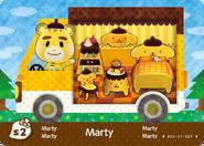 Marty - Animal Crossing x Sanrio
