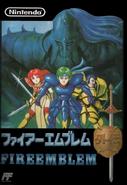Caja de Fire Emblem Gaiden