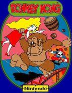 Ilustración Donkey Kong