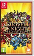 Caja de Shovel Knight Treasure Trove (Europa)