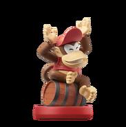 Amiibo Diddy Kong - Serie Super Mario