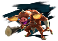 Bokoblin en The Legend of Zelda - Breath of the Wild