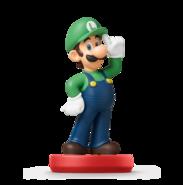 Amiibo Luigi - Serie Super Mario