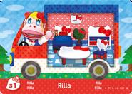 Rila - Animal Crossing x Sanrio