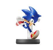 Amiibo Sonic - Serie Super Smash Bros.